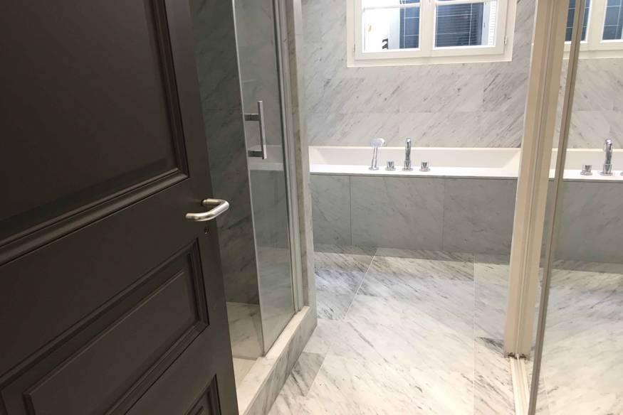 Rénovation d'une salle de bains à Paris